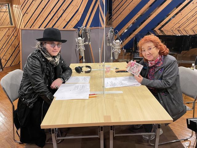 画像: 「続・野沢の雅子さん」1月30日(土)#27 ゲストは シンガーソングライターの石井竜也さん