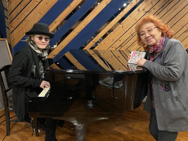画像: 「続・野沢の雅子さん」2月6日(土)#28 ゲストは シンガーソングライターの石井竜也さん
