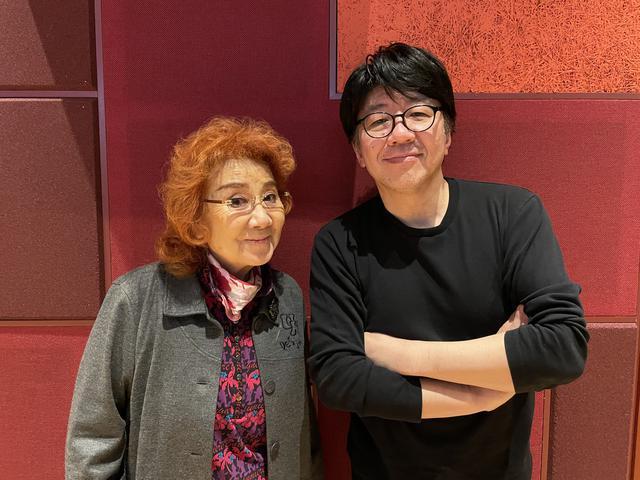 画像1: 「続・野沢の雅子さん」2月27日(土)#31 ゲストは 作詞家の松井五郎さん