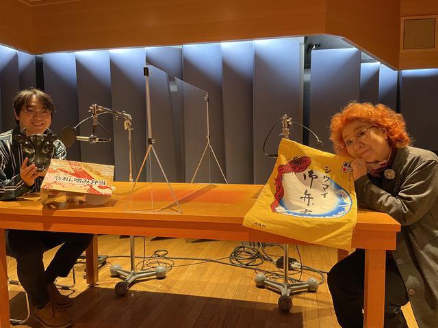 画像: 「続・野沢の雅子さん」3月6日(土)#32 ゲストは 駅弁ライターの望月崇史さん