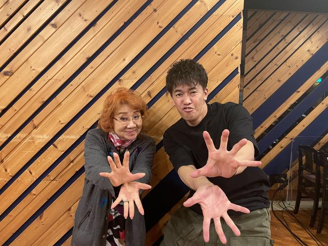 画像: 「続・野沢の雅子さん」3月27日(土)#35 ゲストは 百獣の王 武井壮さん