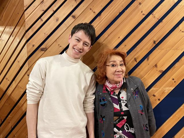 画像: 「続・野沢の雅子さん」4月10日(土)#37 ゲストは ウエンツ瑛士さん