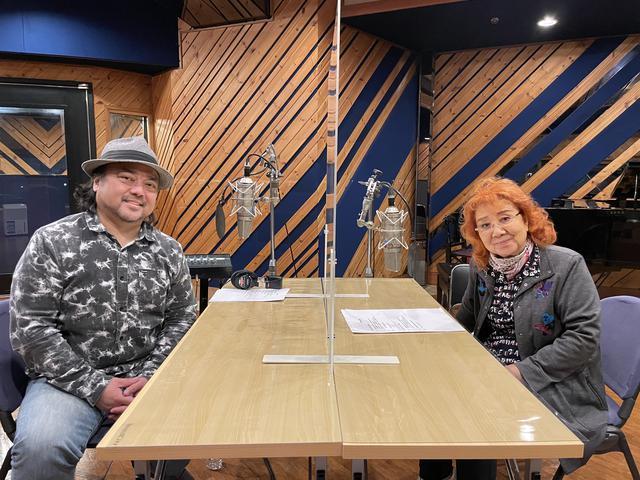 画像: 「続・野沢の雅子さん」4月17日(土)#38 ゲストは 振付師のパパイヤ鈴木さん