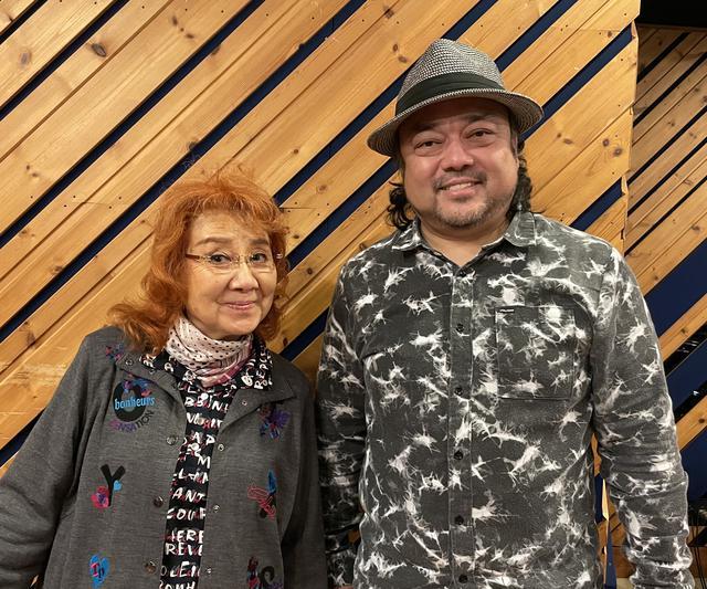 画像: 「続・野沢の雅子さん」4月24日(土)#39 ゲストは 振付師のパパイヤ鈴木さん