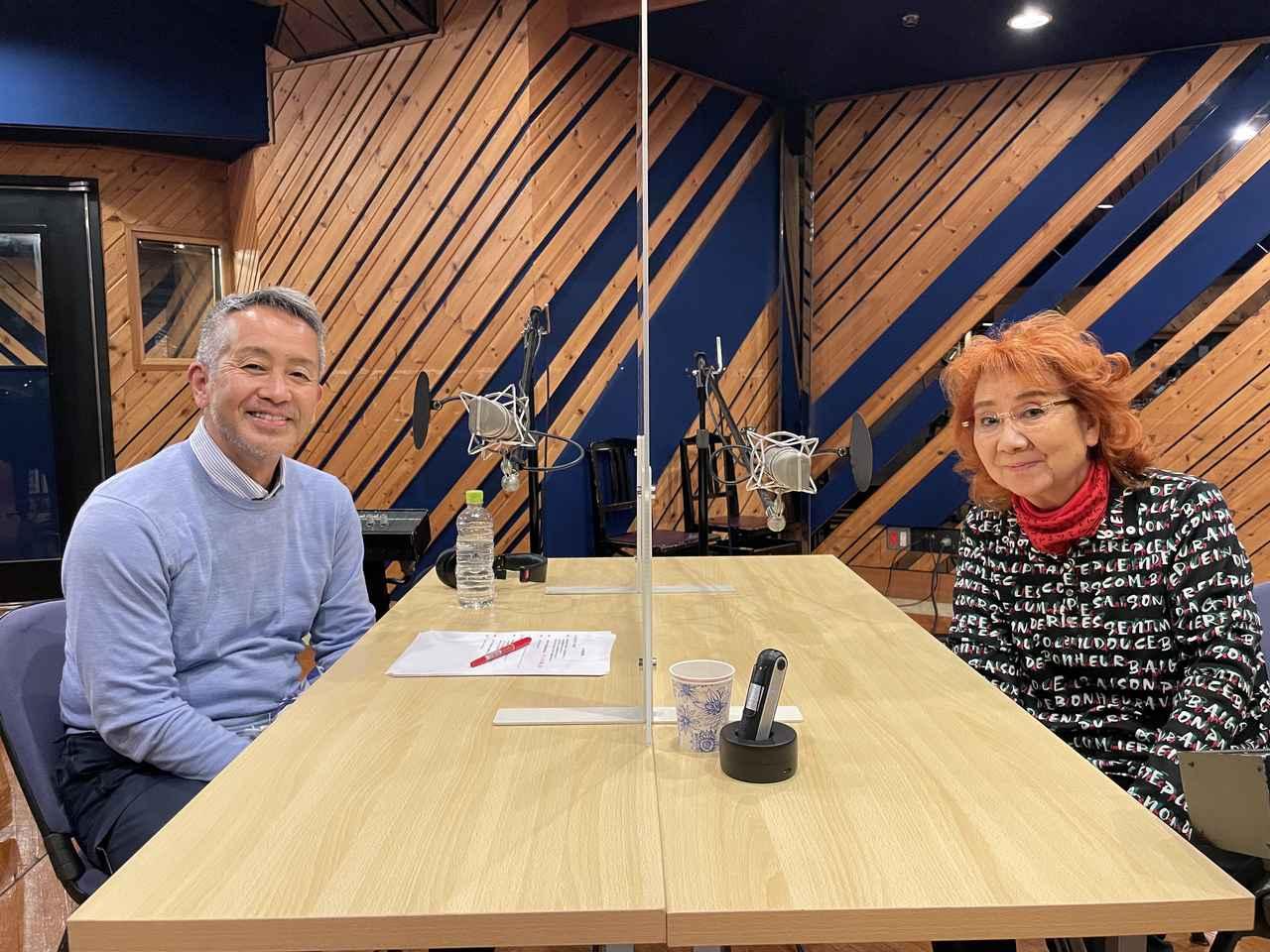 画像: 「続・野沢の雅子さん」5月15日(土)#42 ゲストは 演出家 宮本亞門さん