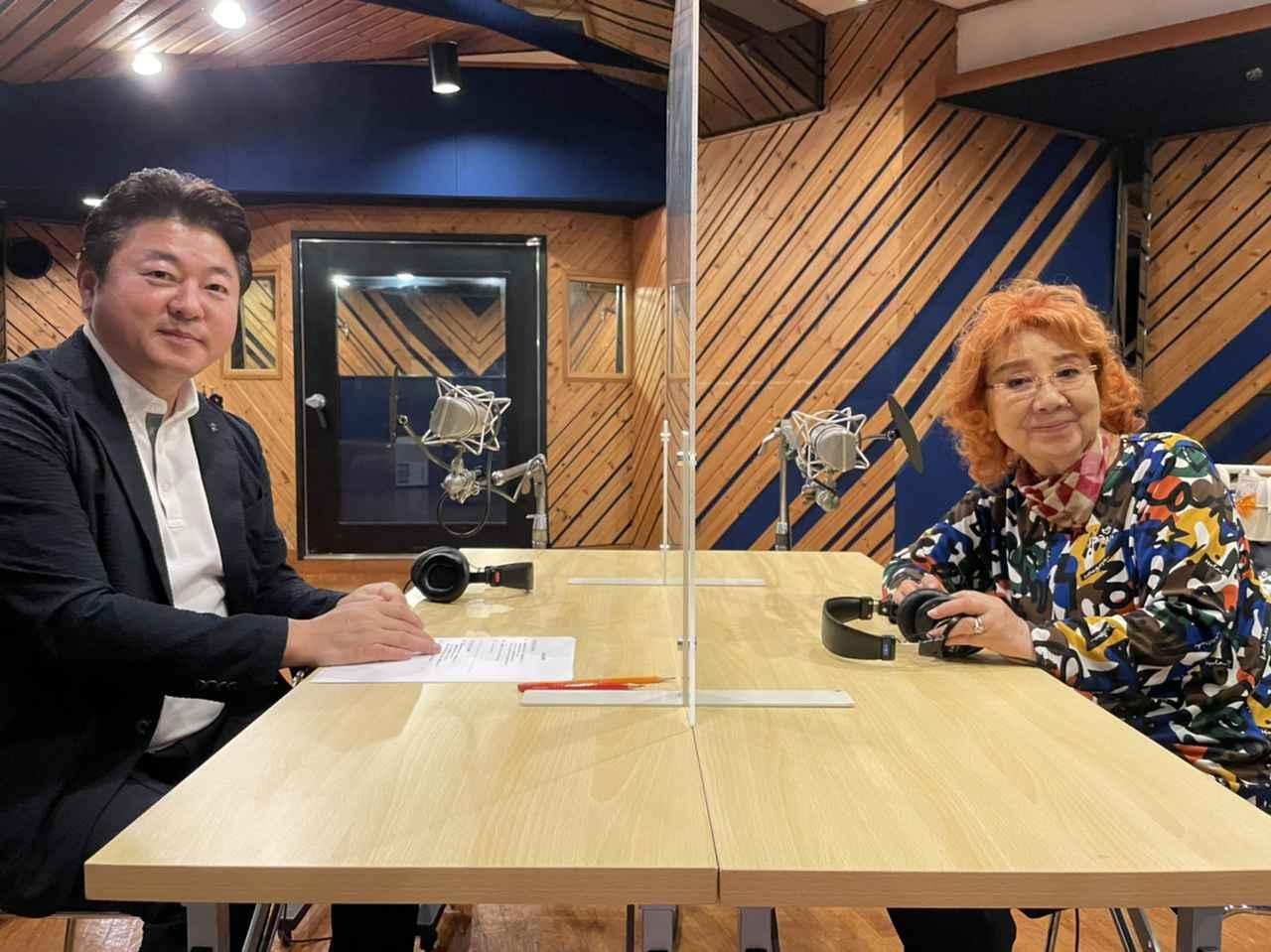 画像: 「続・野沢の雅子さん」6月12日(土)#46 ゲストは 舞の海秀平さん