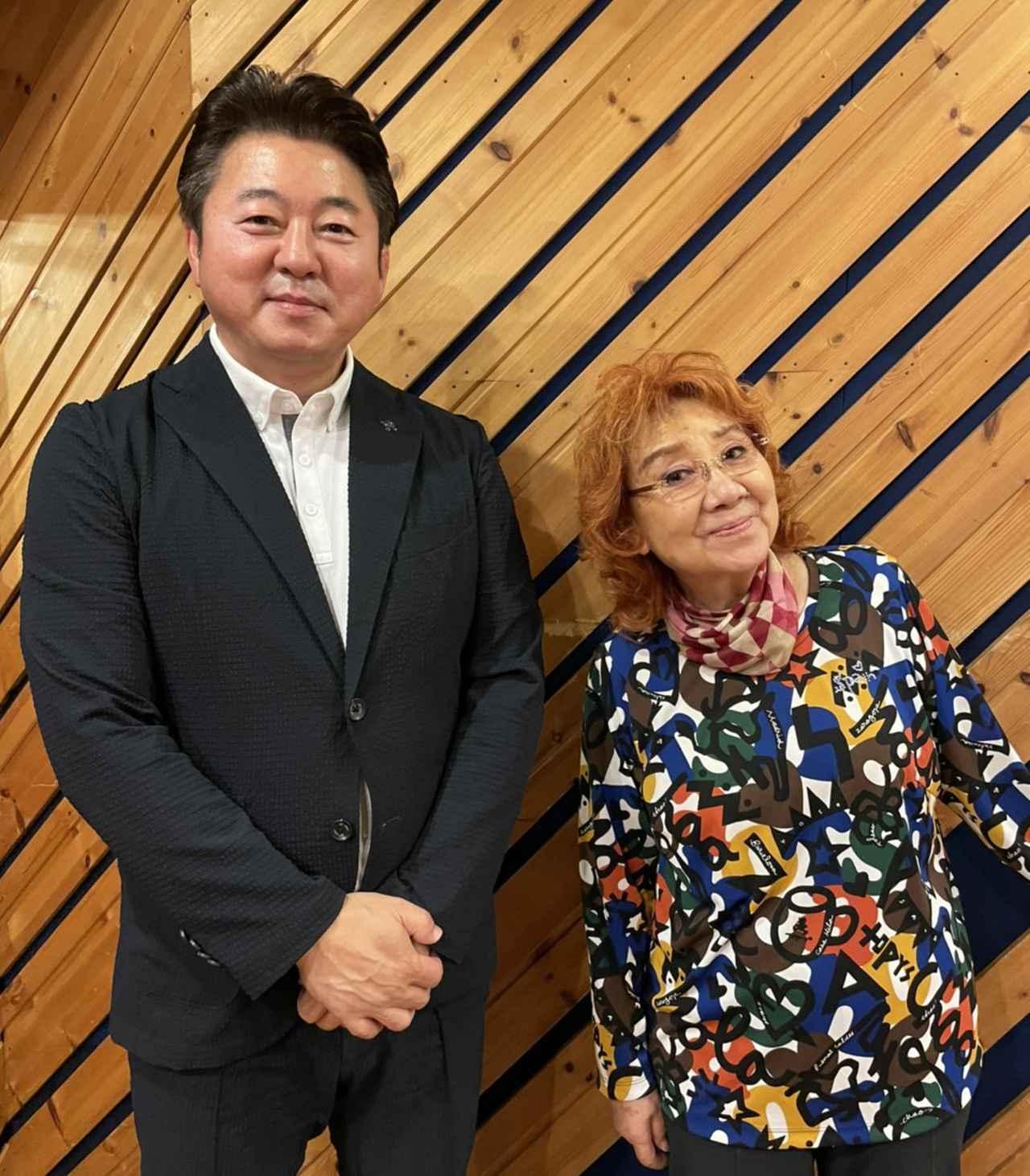 画像: 「続・野沢の雅子さん」6月19日(土)#47 ゲストは 舞の海秀平さん