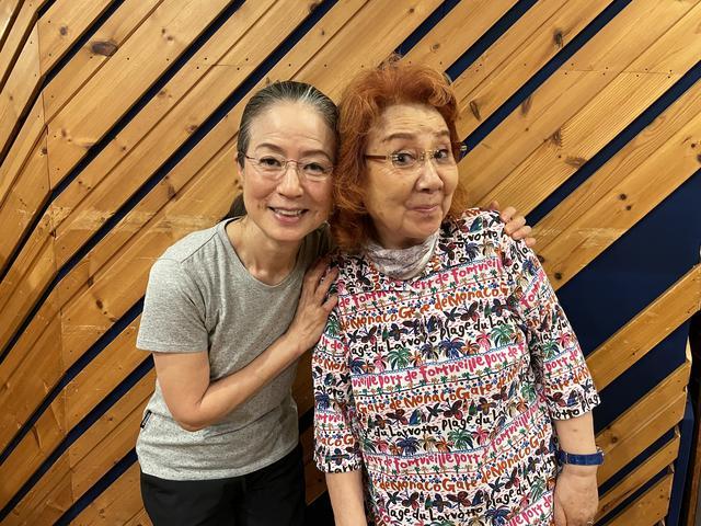 画像: 「続・野沢の雅子さん」8月14日(土)#55 ゲストは フリーアナウンサーの益田由美さん