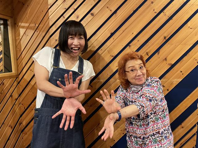 画像: 「続・野沢の雅子さん」8月28日(土)#57 ゲストは 南海キャンディーズのしずちゃん