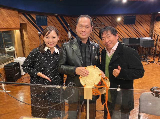 画像: 1/10放送分の「あわじ感動!音楽島」のゲストは・・・