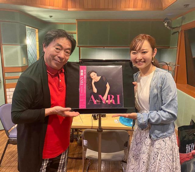 画像: 5/16放送分の「あわじ感動!音楽島」のゲストは・・・