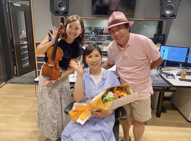 画像: 8/29放送分の「あわじ感動!音楽島」のゲストは・・・