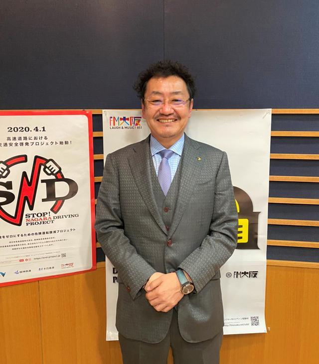 画像: 山田運送株式会社 代表取締役 安原信行 氏
