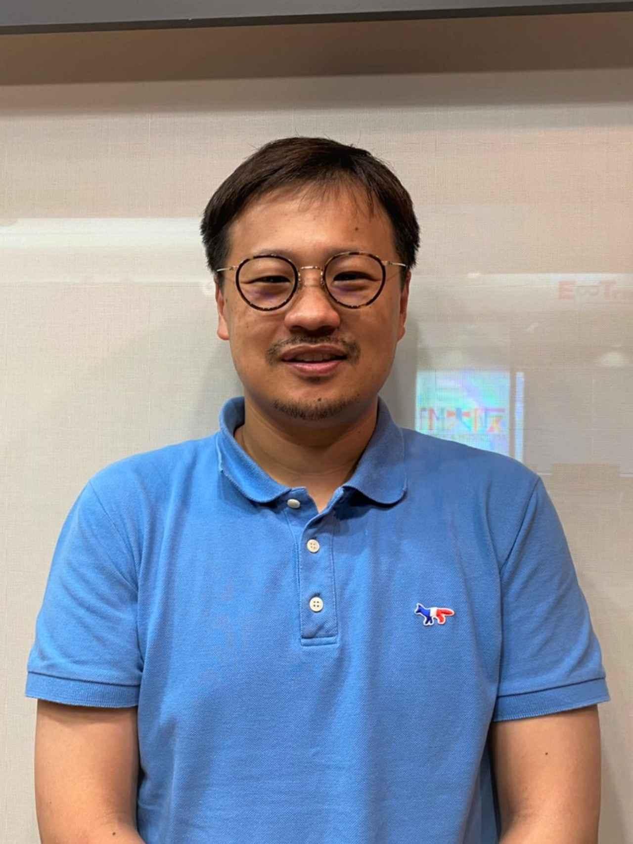 画像: オーマイグラス株式会社 代表取締役社長 清川 忠康 氏
