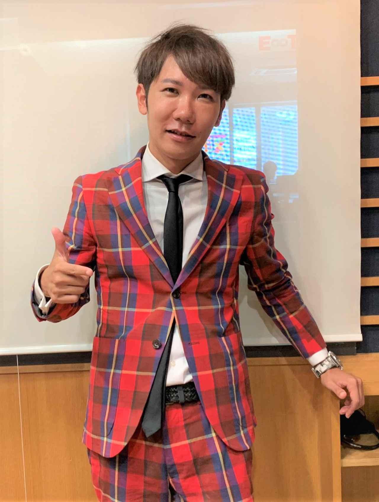 画像: 黒海くんこと 株式会社mahalo 白山豊貴 社長