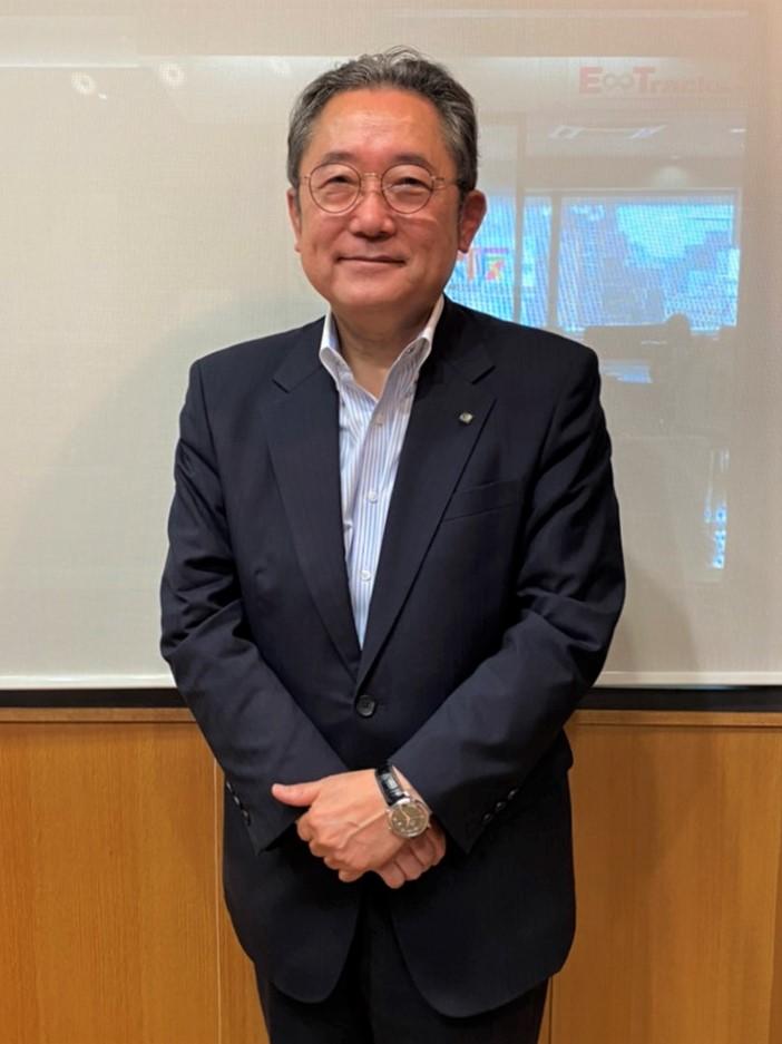 画像: 株式会社タカショー 代表取締役社長 高岡 伸夫 氏