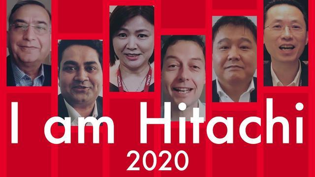 """画像: Hitachi Group Identity Movie - """"I am Hitachi 2020"""" (English) - Hitachi www.youtube.com"""