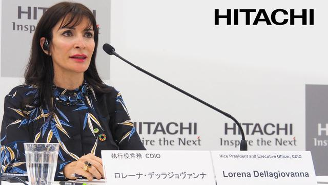 画像: Web Conference on Diversity & Inclusion Strategy - Hitachi www.youtube.com