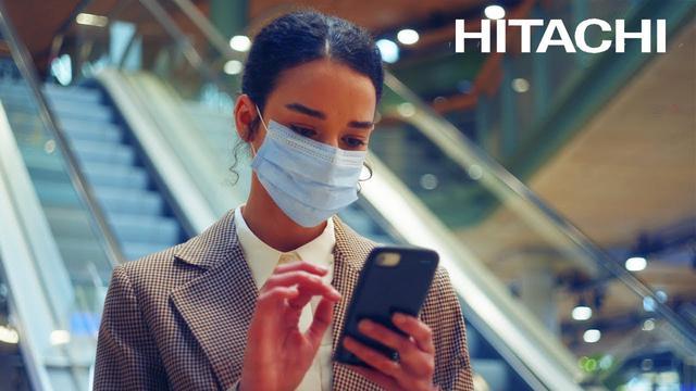 画像: Lumada Concept video ~To create new value~ Hitachi www.youtube.com