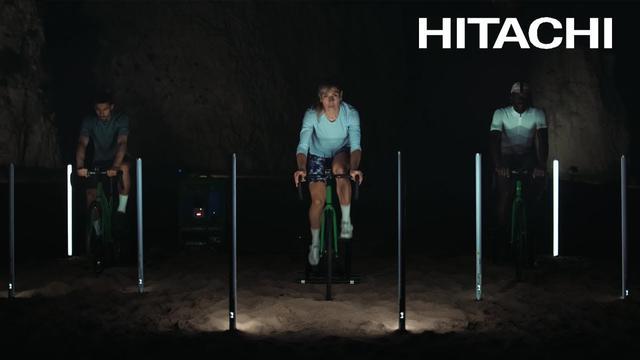 画像: World's First Zero Carbon Powered Film - Hitachi www.youtube.com
