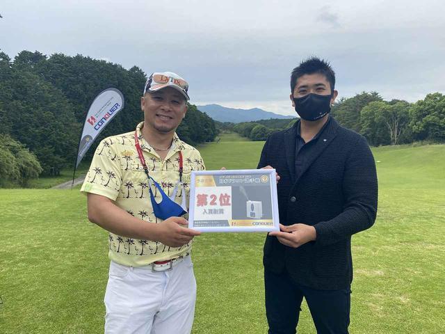 画像: 最終予選 シニア(50+)第2位 太田 選手