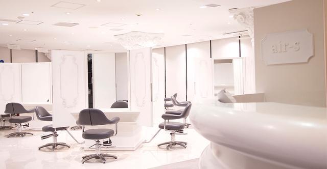 画像: 表参道駅徒歩4分|髪質改善で美髪になれる美容院(美容室)air-AOYAMA(エアーアオヤマ)