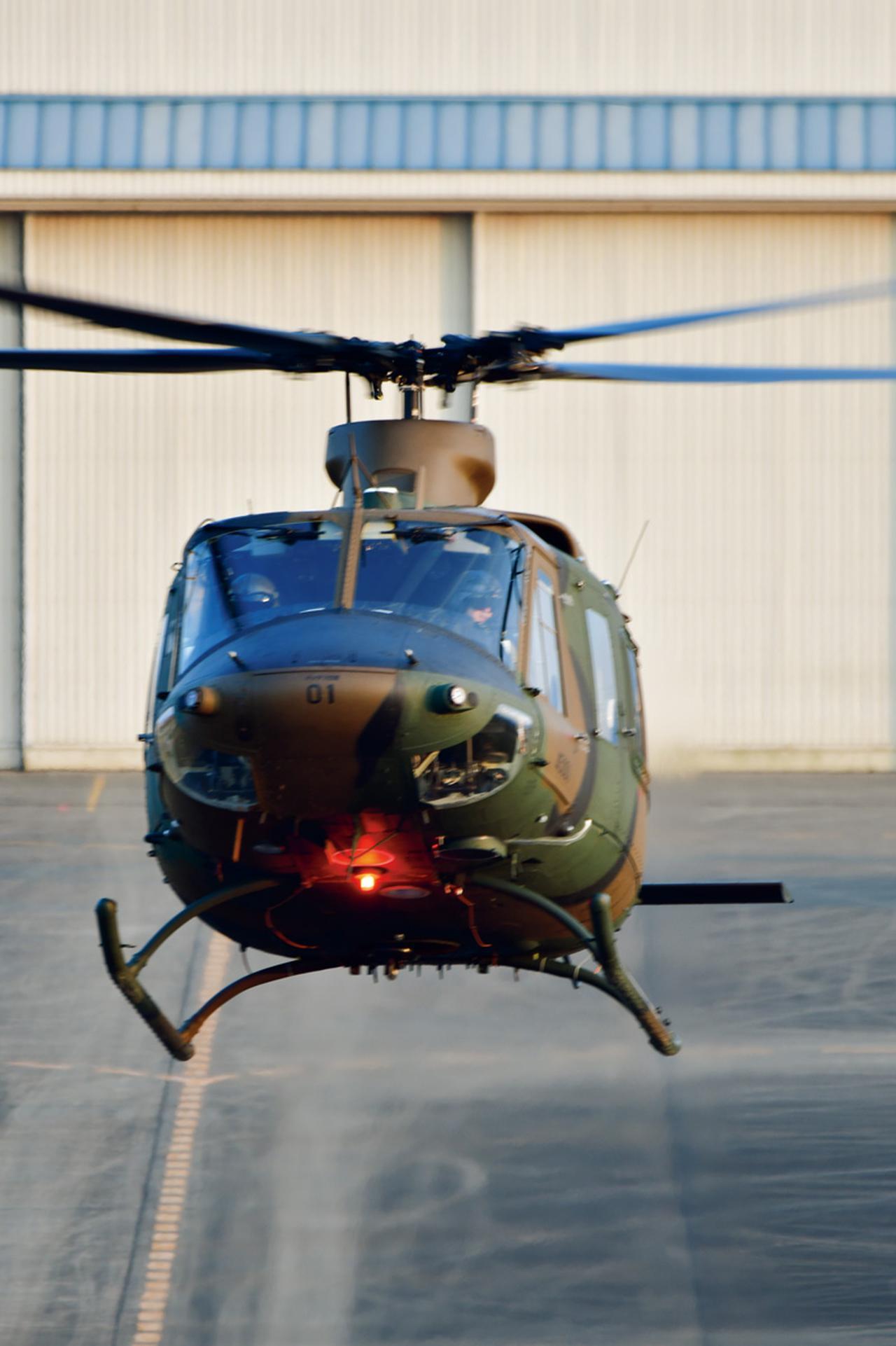 画像: 開発中ヘリコプターの飛行実験に密着。「飛行実験隊」の苦労とは?