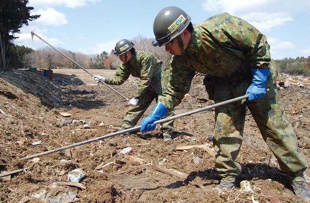 画像: 災害派遣は自衛隊の「主任務」ではない…国防に支障をきたす可能性も