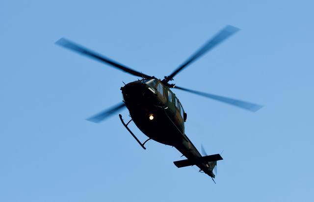 画像: 量産化され、部隊に配備・運用される段階になれば、UH-2として空をかけることになるUH-X。飛行実験隊では、この段階を想定して、各種の試験・評価を行っている