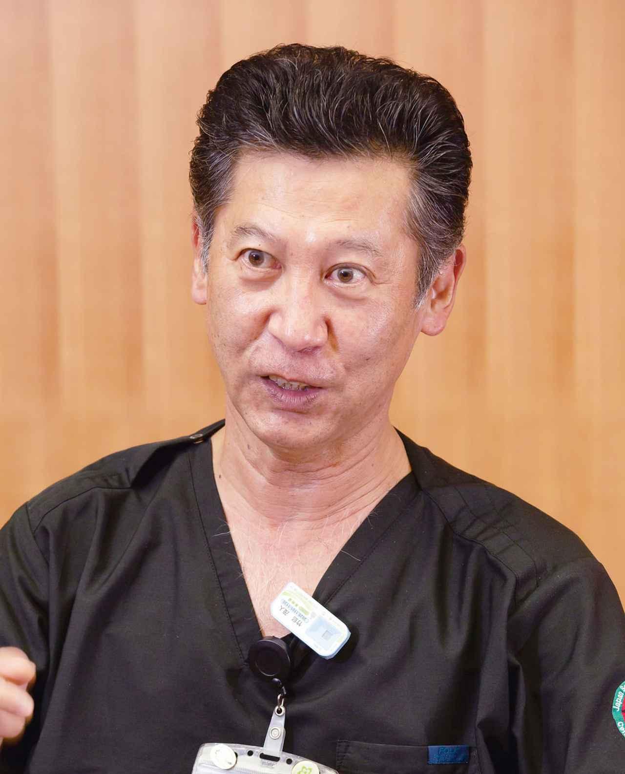 画像: 竹島1佐は、「救急患者の受け入れは地域貢献にもなります。高い技量を持つ医官育成のために取り組み続けます」と話す