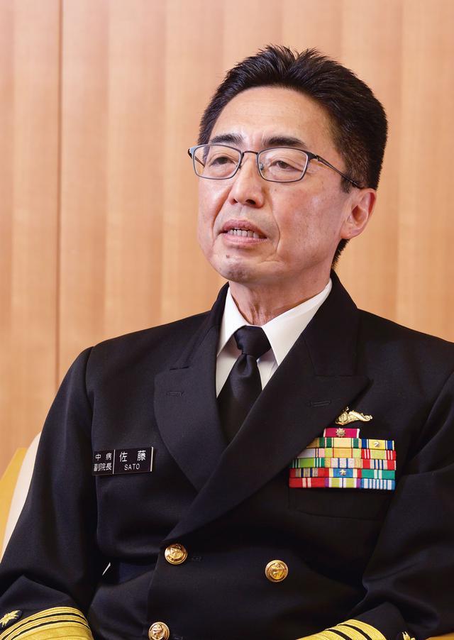 画像: 佐藤副院長は「大きな組織は横の連携が難しい。病院長を補佐する立場として、組織の潤滑油になるよう心掛けています」と話す