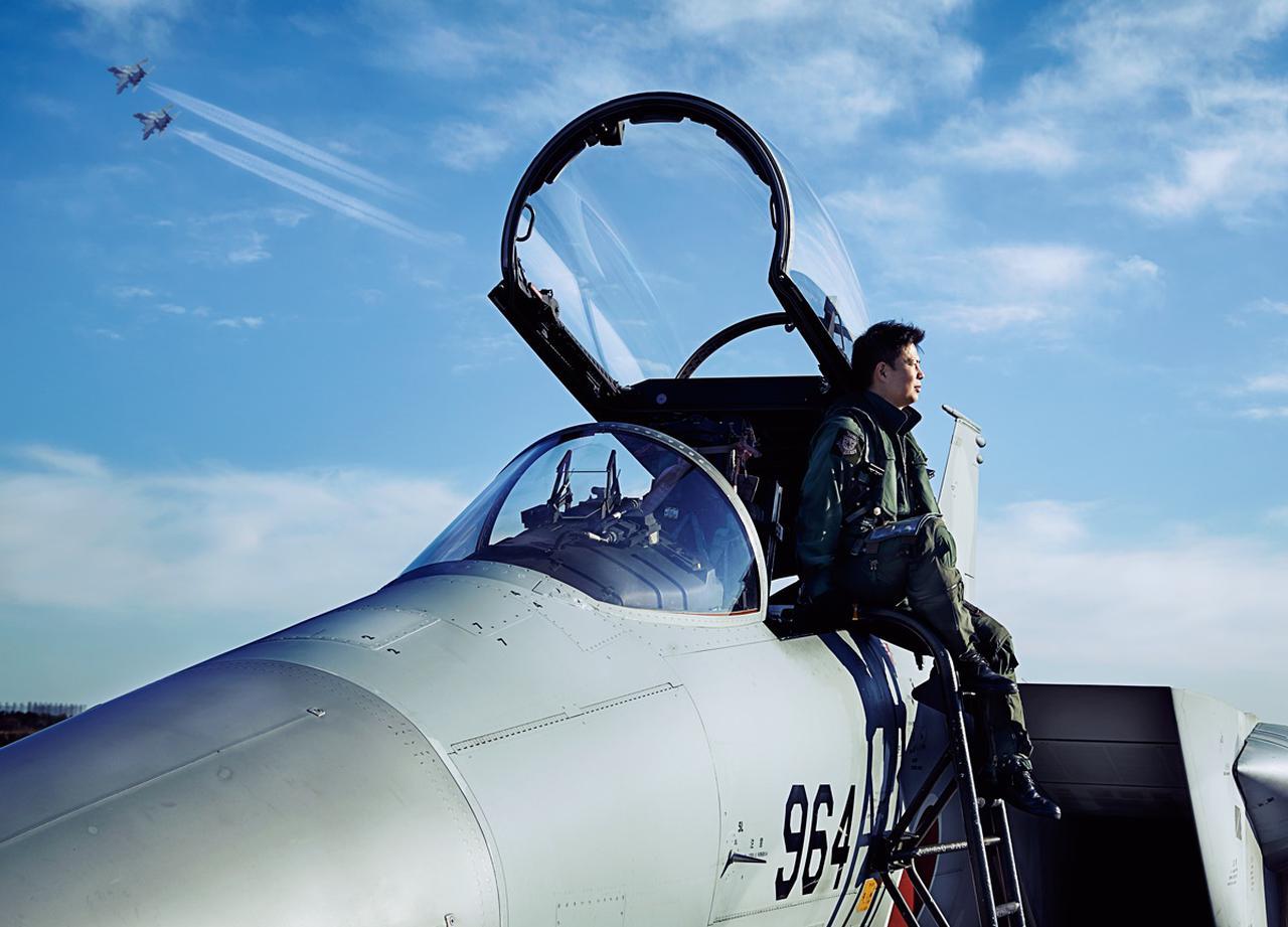 画像1: 戦闘機での空中戦に必殺技はない 第306飛行隊の「戦技訓練」とは?