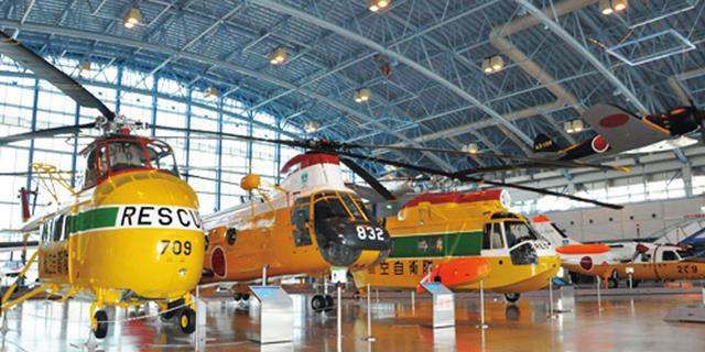 画像: 退役した機体の一部は広報施設などに展示されている。写真は静岡県にある空自の広報施設「エアーパーク」