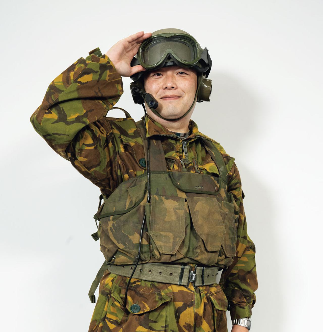 画像3: マニア垂涎。ミリタリー専門家が欲しがる、自衛隊装備5選