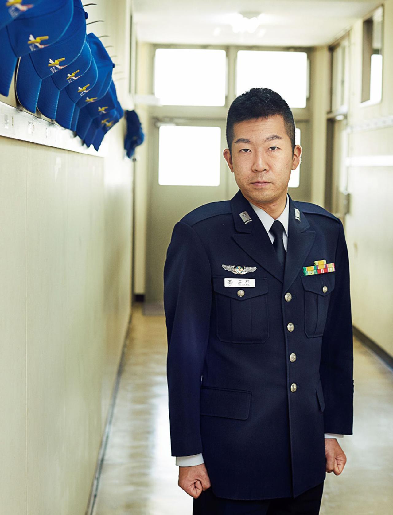 画像: 2008年入隊。作戦情報隊での勤務を経て2019年より現職