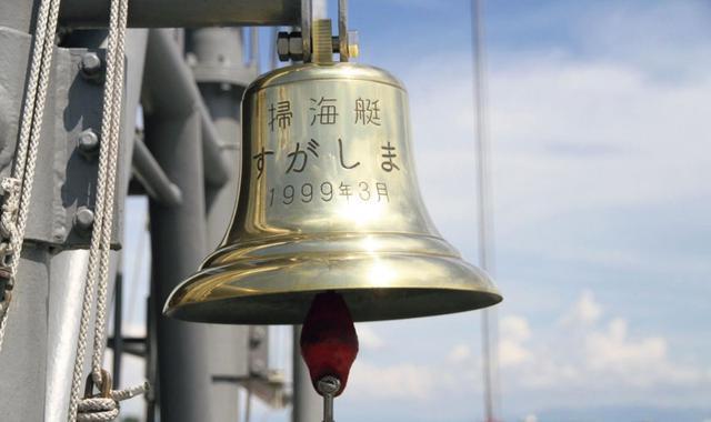 画像2: 旧軍艦艇の号鐘は高額で取り引きされるので欲しがる人は多いのでは