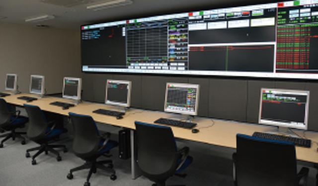 画像: サイバー攻撃を想定した防衛訓練施設 Nx Security Training Arena