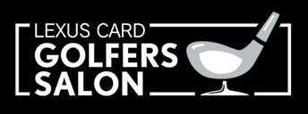 LEXUS CARD GOLFERS SALON