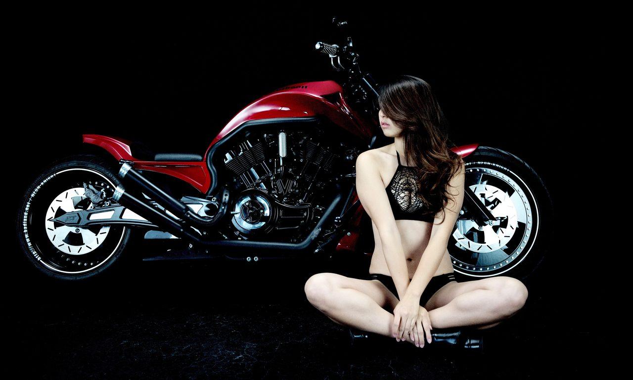 画像: ヘルメット女子 - LAWRENCE(ロレンス) - Motorcycle x Cars + α = Your Life.