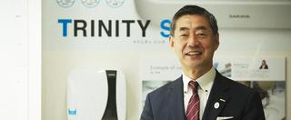 サラヤ株式会社 代表取締役社長 更家悠介氏