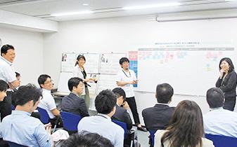 三井不動産株式会社 事例