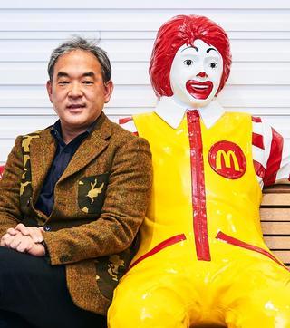 日本マクドナルド株式会社 足立光氏