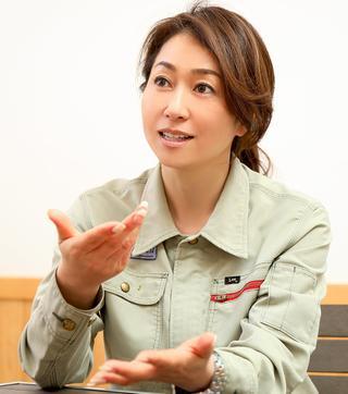 石坂産業株式会社 石坂典子氏