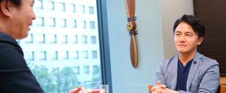 特定非営利活動法人 TABLE FOR TWO International代表 小暮真久氏 / 株式会社 日立製作所 社会プラットフォーム営業統括本部 課長代理 齊藤紳一郎