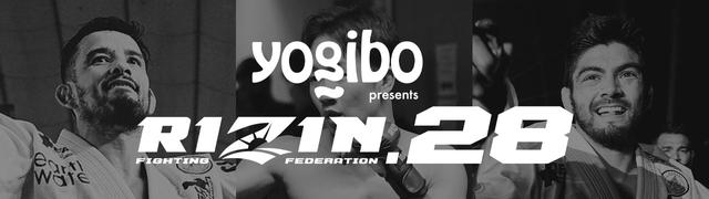 Yogibo presents RIZIN.28