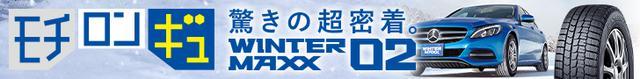 ダンロップWINTER MAXX 02