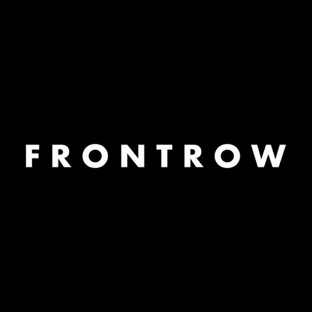 画像: FRONTROW