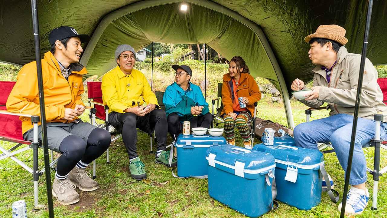 ヒデ流 時短キャンプ