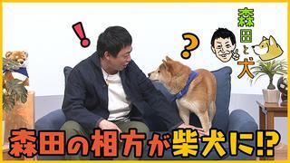 静岡朝日テレビ 動画配信サイト「LOOK」:バズバラ!「森田と犬」