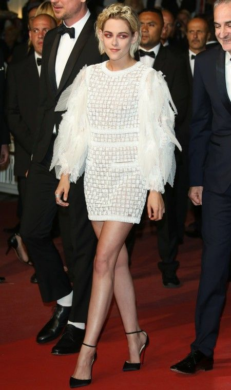 "Kristen Stewart attends ""Personal shopper"" Premiere during the 69th annual Cannes Film Festival"
